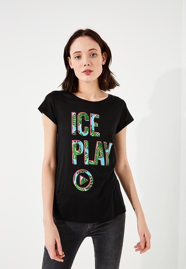 Футболка с коротким рукавом Ice Play I8MF141