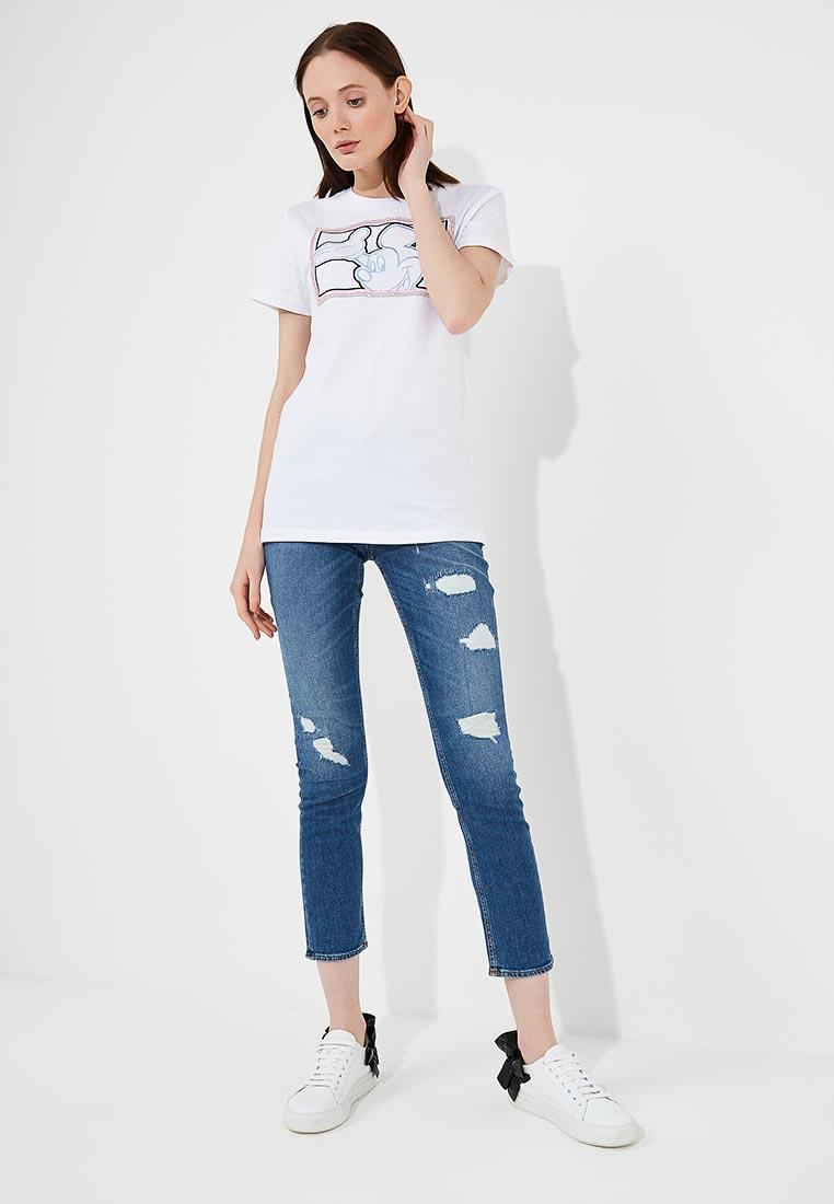 Зауженные джинсы Ice Play I8M2SR1: изображение 2