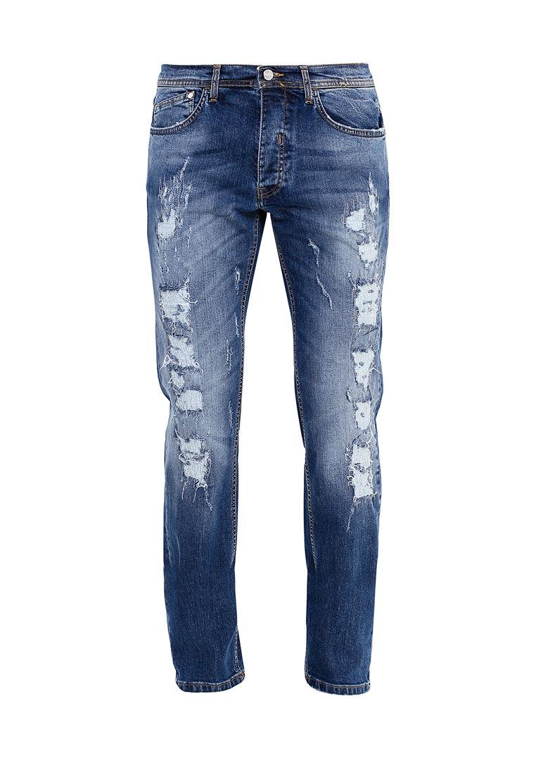 Зауженные джинсы Iceberg (Айсберг) 28046014