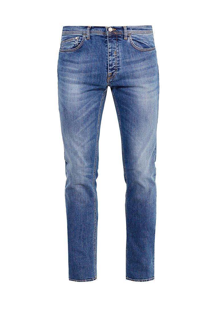 Мужские прямые джинсы Iceberg (Айсберг) 28056014
