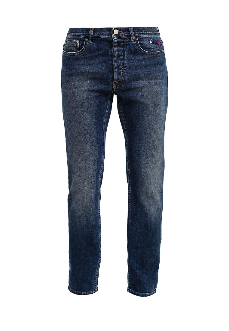 Мужские прямые джинсы Iceberg (Айсберг) 28050496