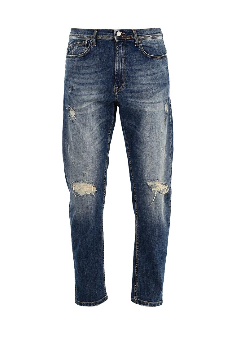 Зауженные джинсы Iceberg (Айсберг) 27026014