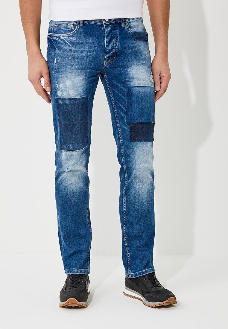Мужские прямые джинсы Iceberg (Айсберг) I1P2801