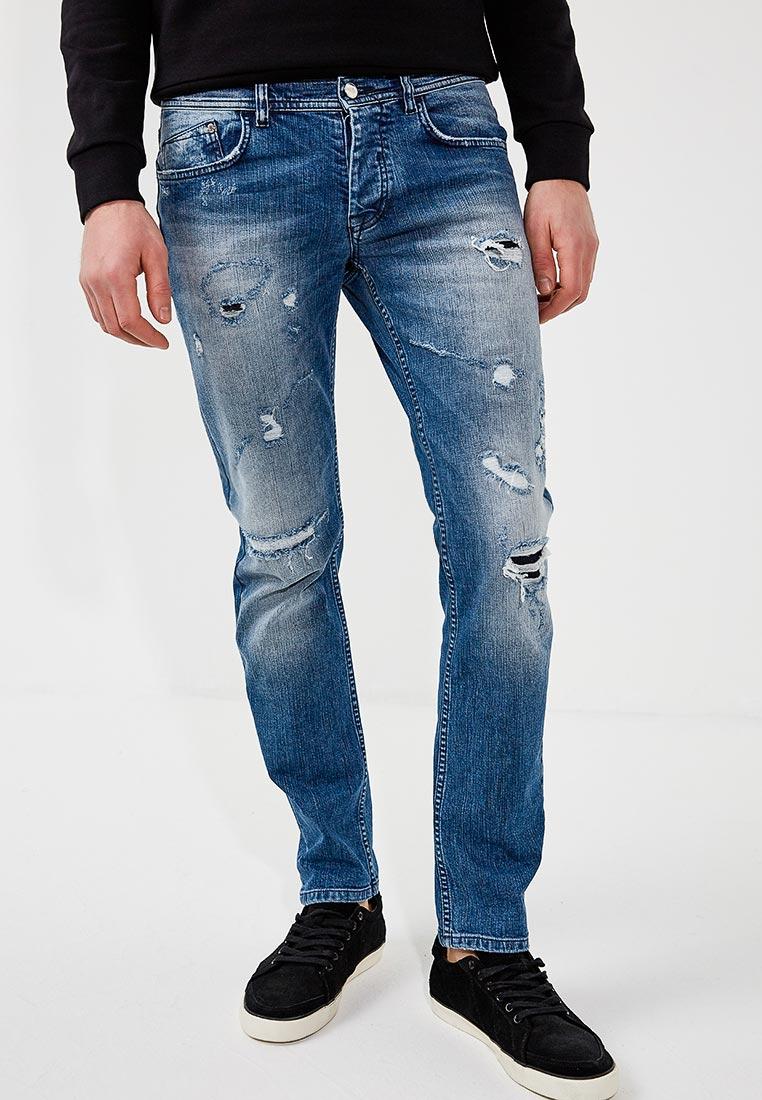 Зауженные джинсы Iceberg (Айсберг) I1P2304