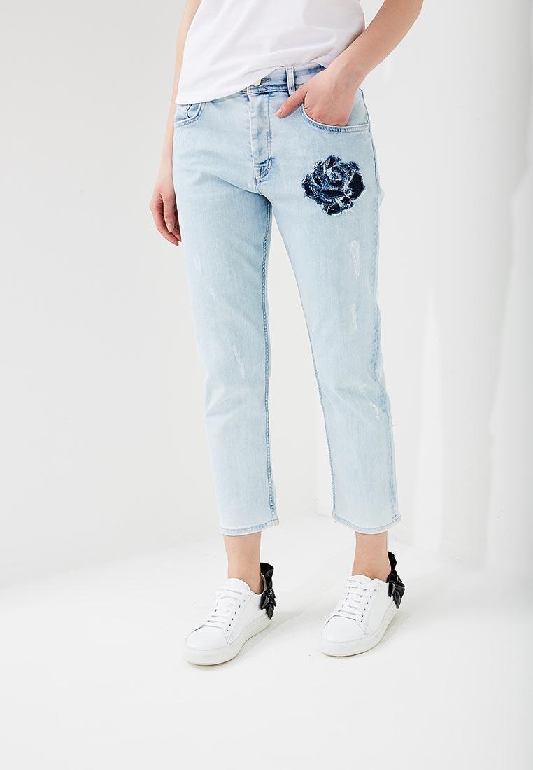 Зауженные джинсы Iceberg (Айсберг) I2P2O01