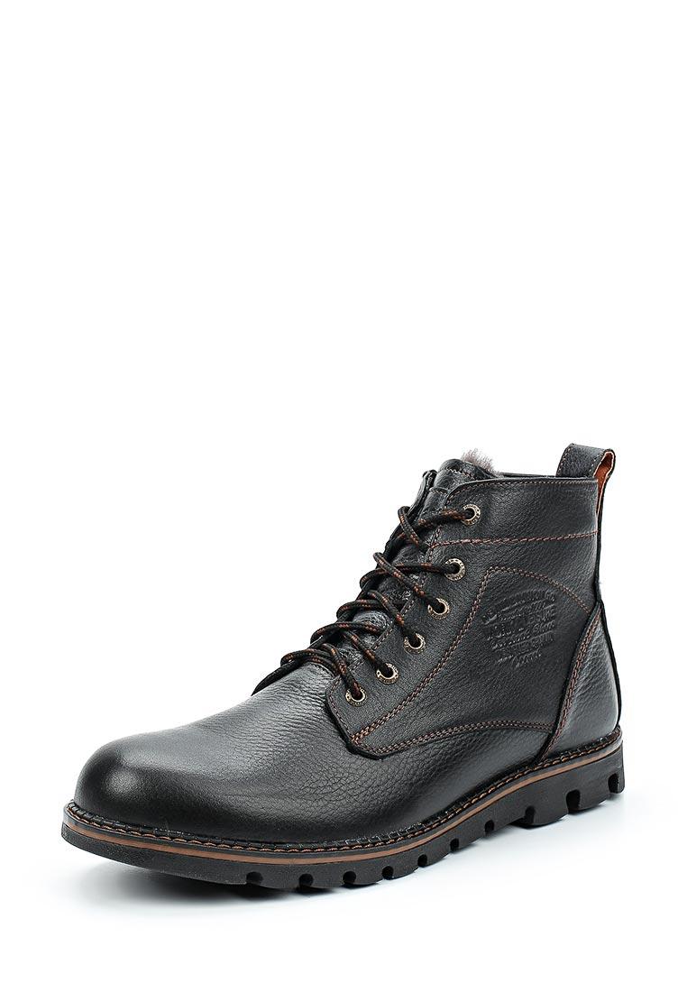Мужские ботинки iD active 678772-01-01M