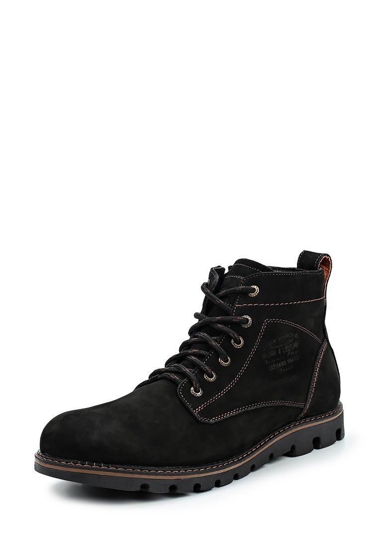 Мужские ботинки iD active 678772-01-05M