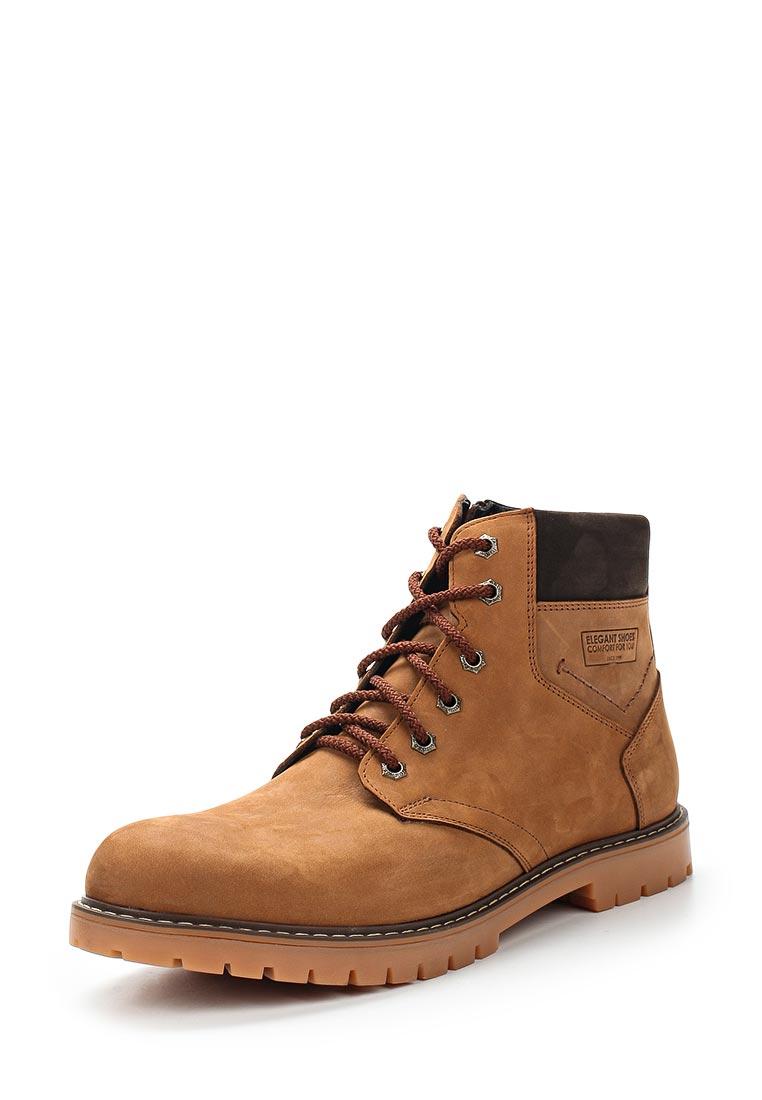 Мужские ботинки iD active 678773-01-02M
