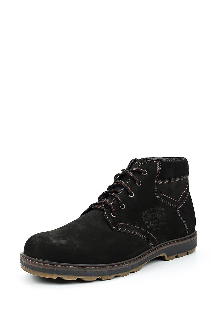 Мужские ботинки iD active 678777-01-01M