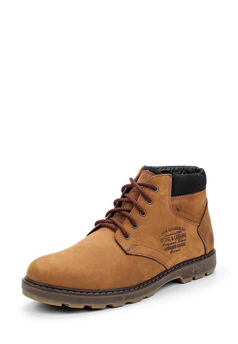Мужские ботинки iD active 678777-01-02M