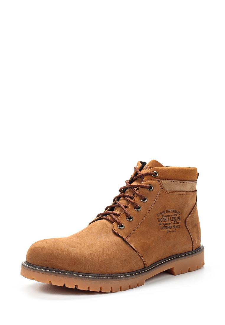 Мужские ботинки iD active 678778-01-02M