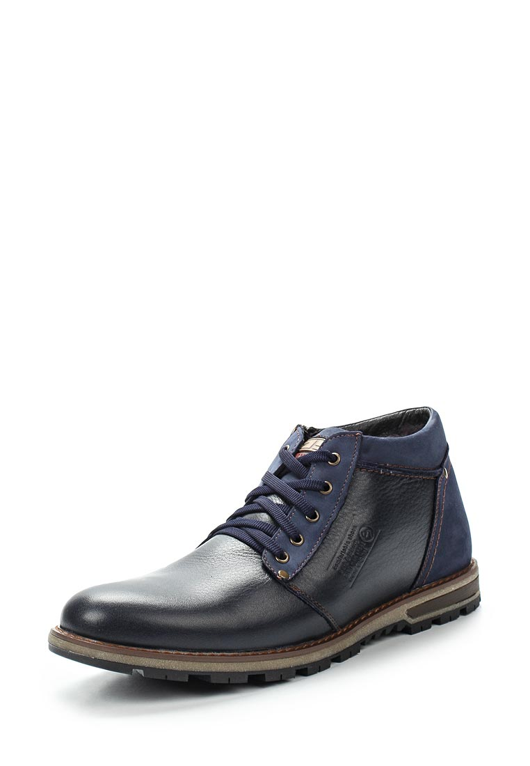 Мужские ботинки iD active 678820-02-03M