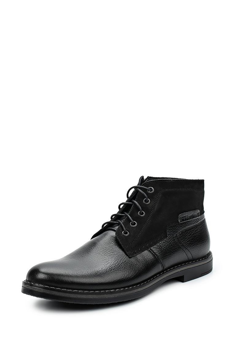 Мужские ботинки iD active 678854-03-01M