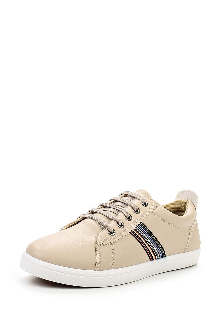 Мужские кеды Ideal Shoes W-3026