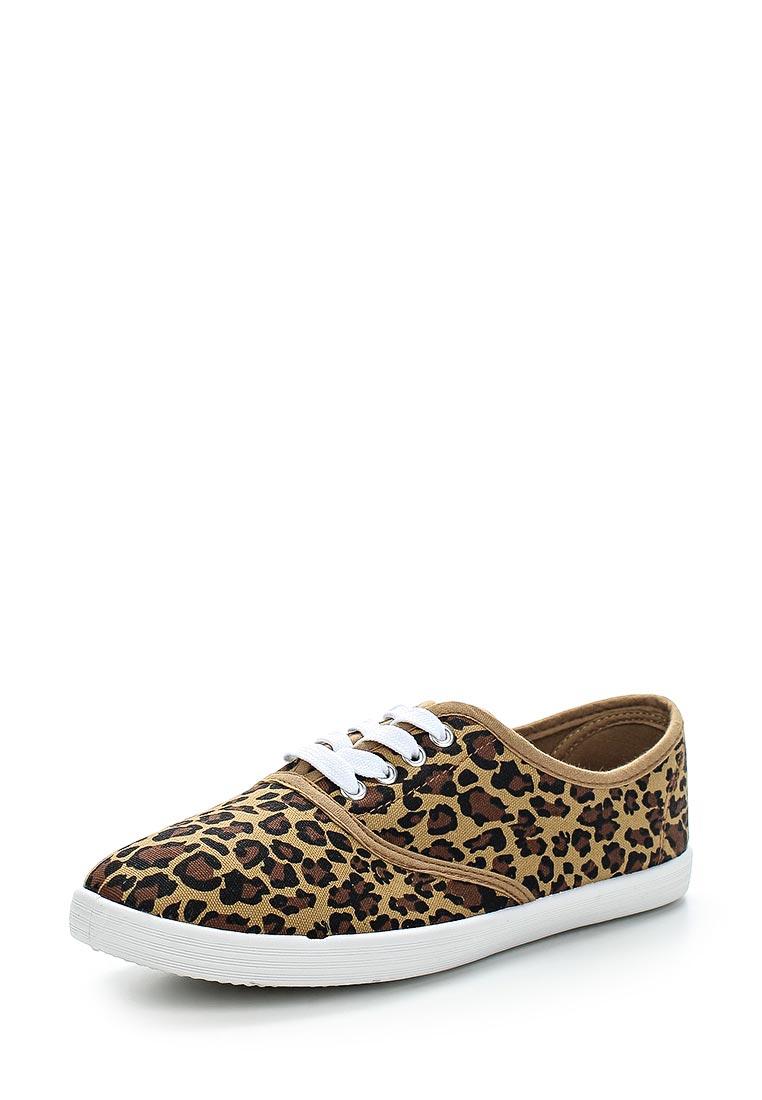 Женские кеды Ideal Shoes A5-16: изображение 1