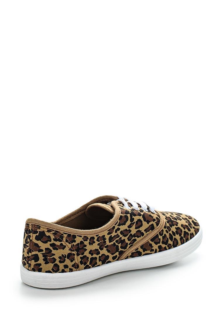 Женские кеды Ideal Shoes A5-16: изображение 2