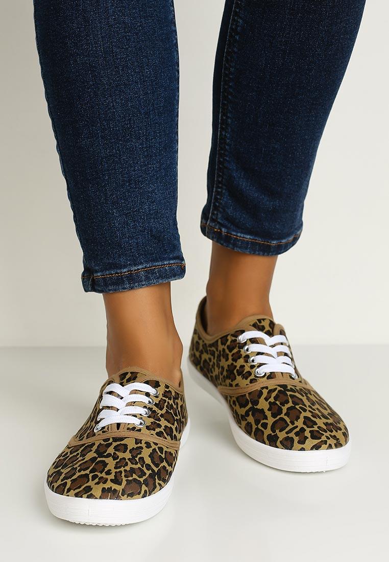 Женские кеды Ideal Shoes A5-16: изображение 4