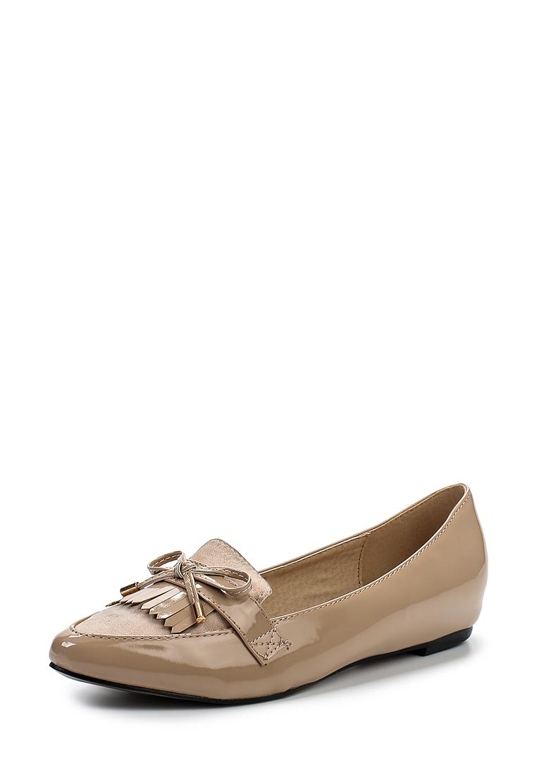 Туфли на плоской подошве Ideal Shoes M-2206