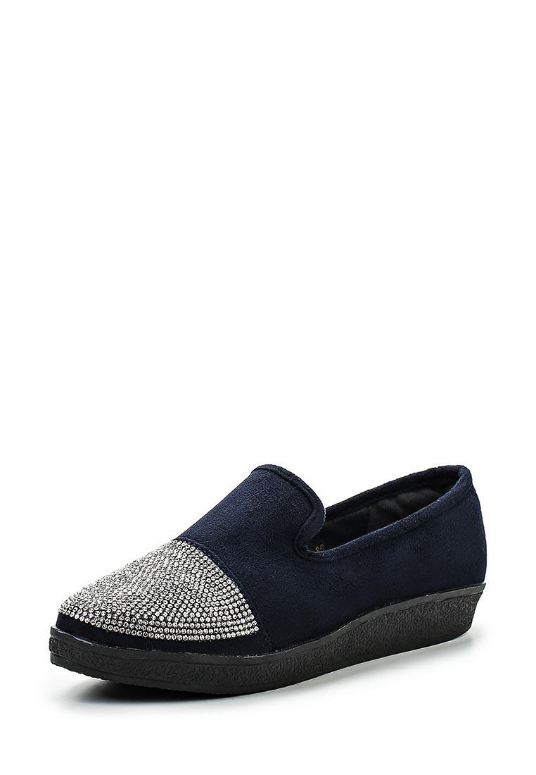 Туфли на плоской подошве Ideal Shoes BL-6221