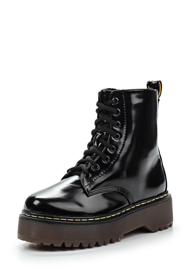 Женские тимберленды Ideal Shoes SK-2115