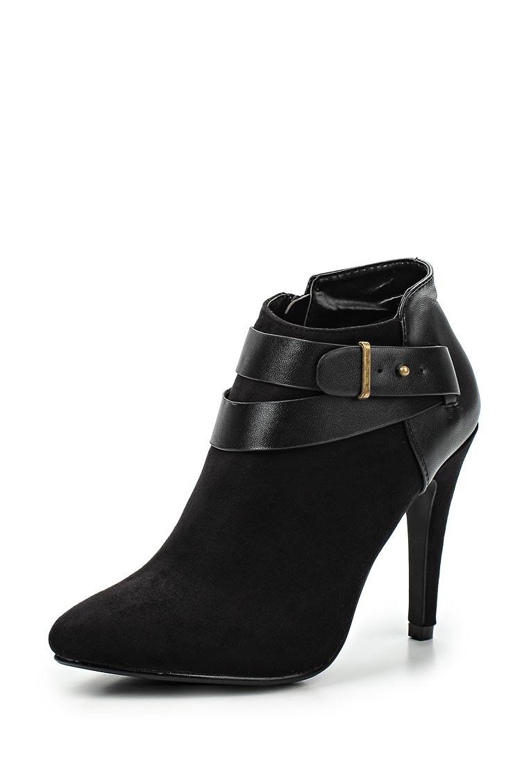 Женские ботильоны Ideal Shoes A-3903