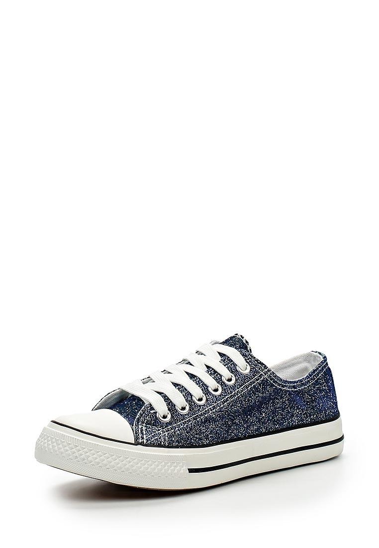 Женские кеды Ideal Shoes W-3021