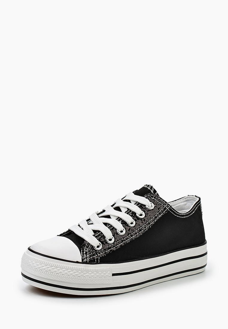 Женские кеды Ideal Shoes W-3001