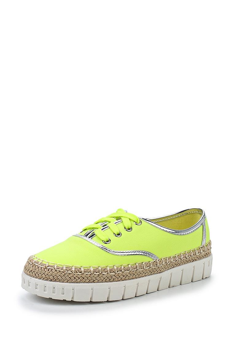 Женские кеды Ideal Shoes G-9694