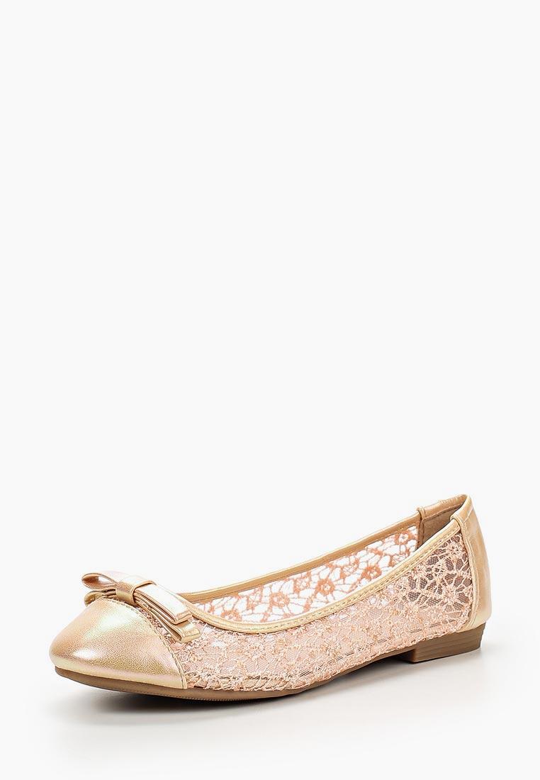 Женские балетки Ideal Shoes SH-2406