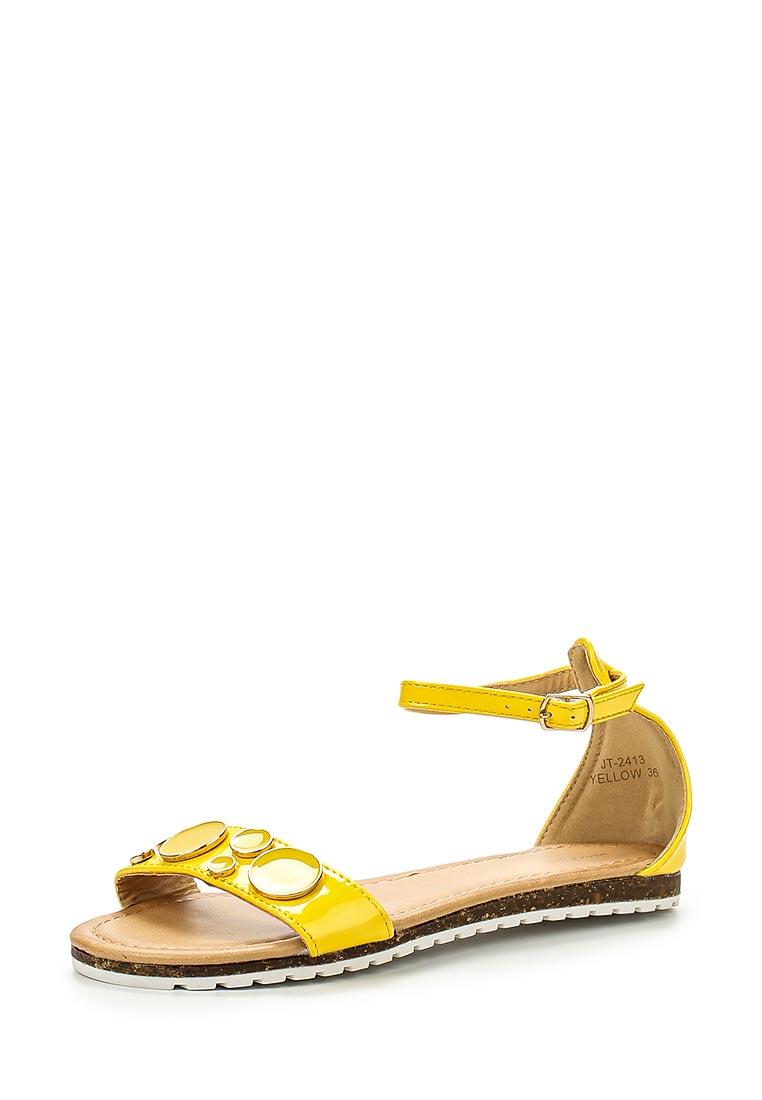 Женские сандалии Ideal Shoes JT-2413