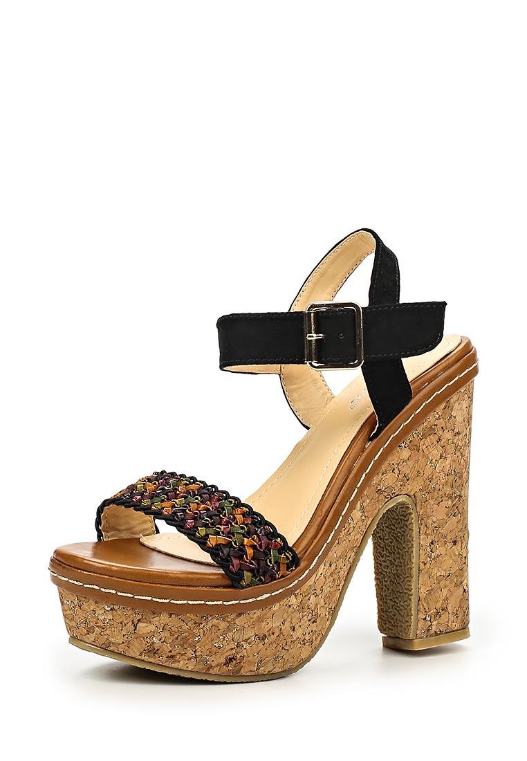 Женские босоножки Ideal Shoes FL-5811