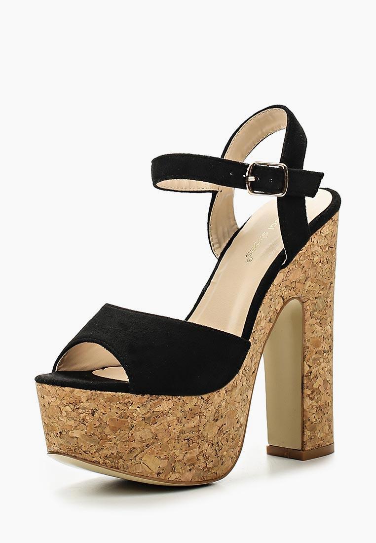 Женские босоножки Ideal Shoes AF-8654
