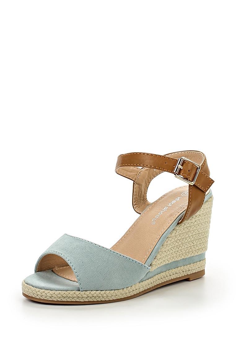 Женские босоножки Ideal Shoes BL-6226