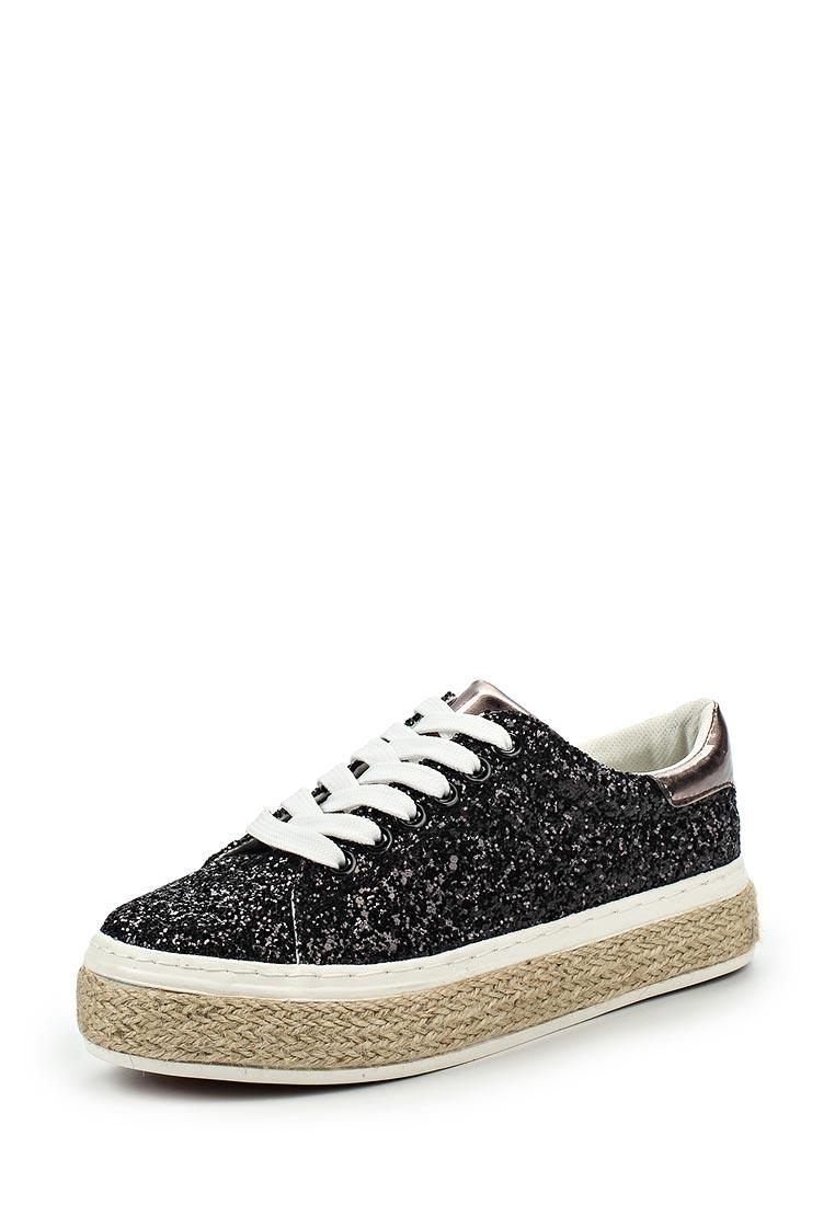 Женские кеды Ideal Shoes C-6713