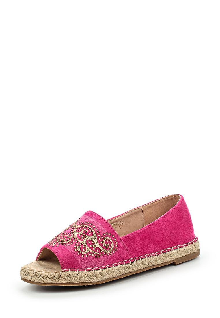 Женские эспадрильи Ideal Shoes FX-2404