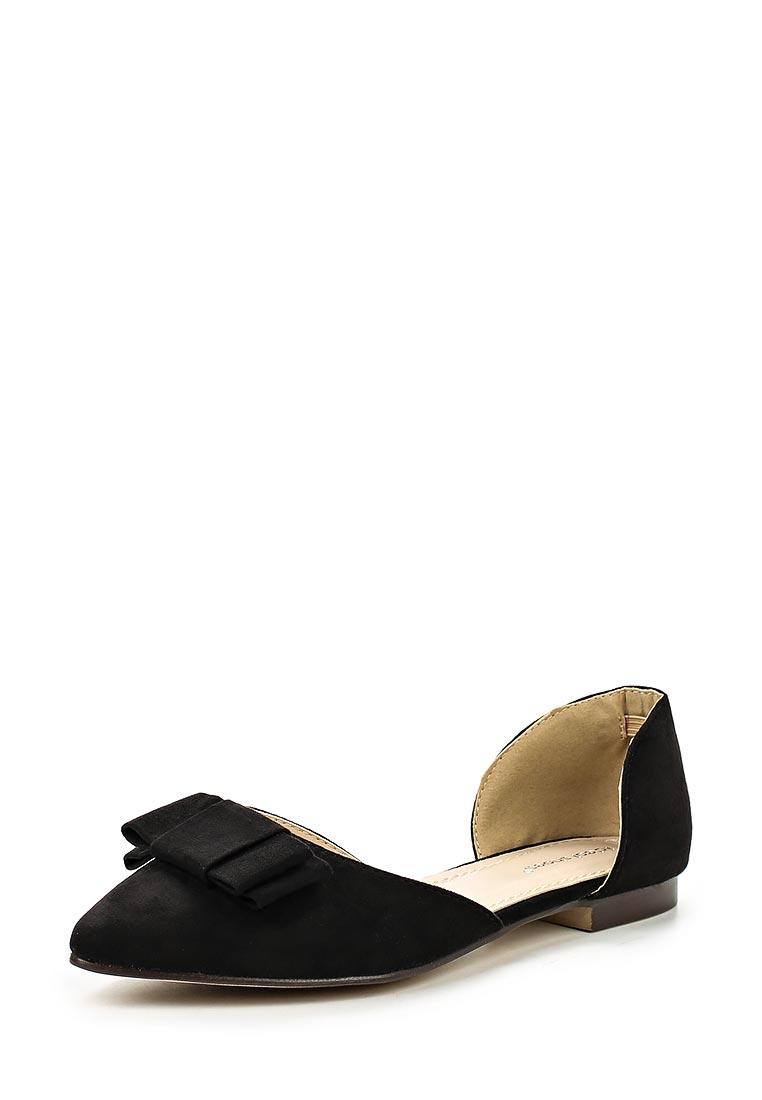 Женские балетки Ideal Shoes G-9204