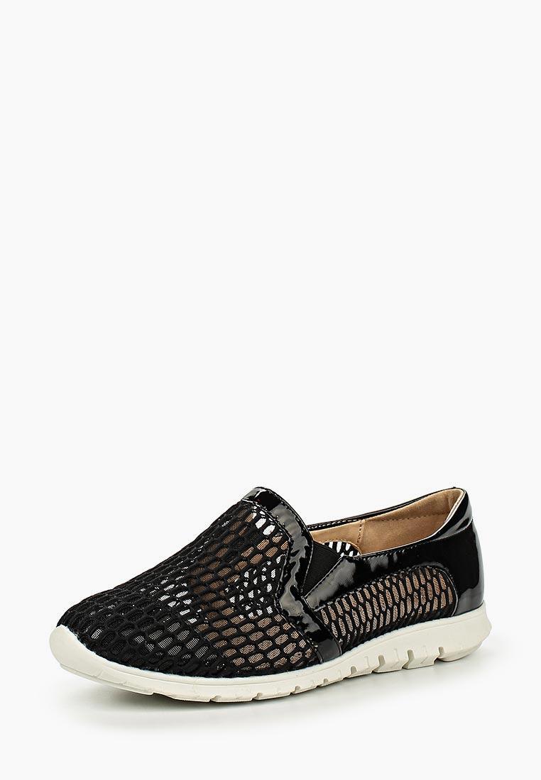 Женские слипоны Ideal Shoes HW-2467