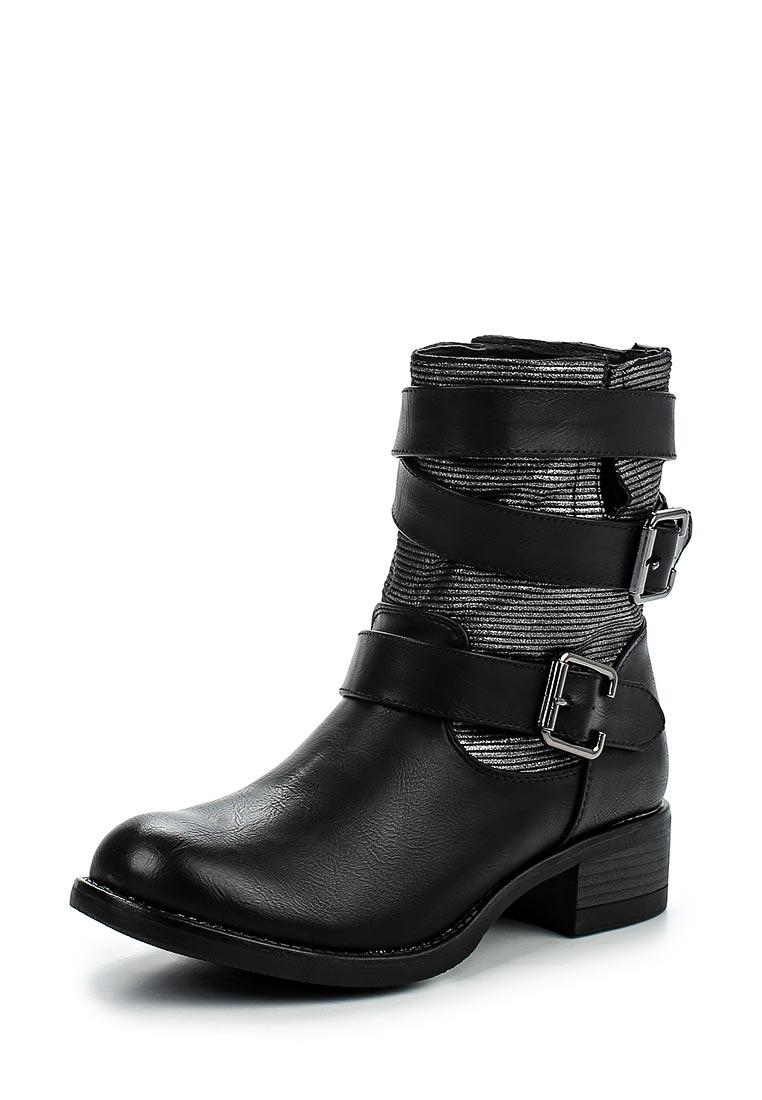 Полусапоги Ideal Shoes 8016
