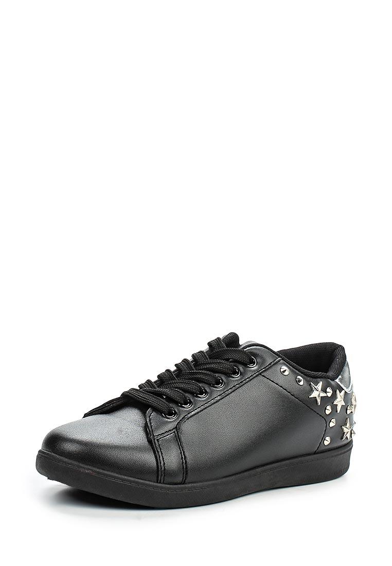 Женские кеды Ideal Shoes AL-2549