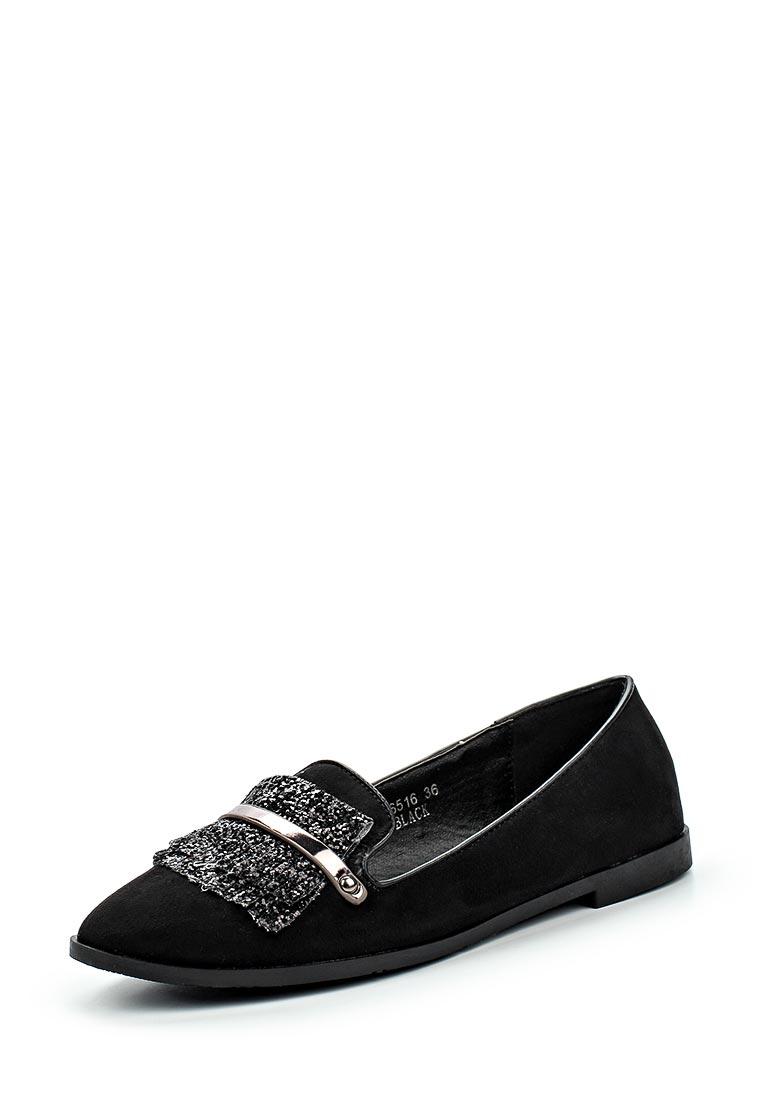 Женские лоферы Ideal Shoes D-6516