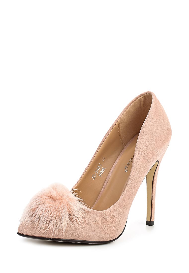 Женские туфли Ideal Shoes JZ-2497-1