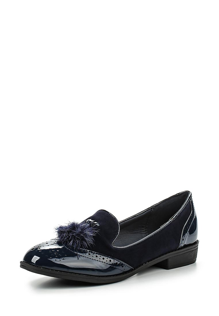 Женские лоферы Ideal Shoes SH-2538