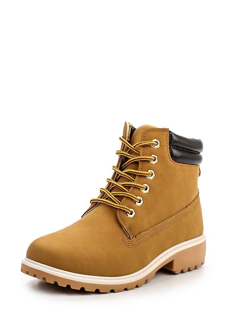 Женские тимберленды Ideal Shoes W-3033