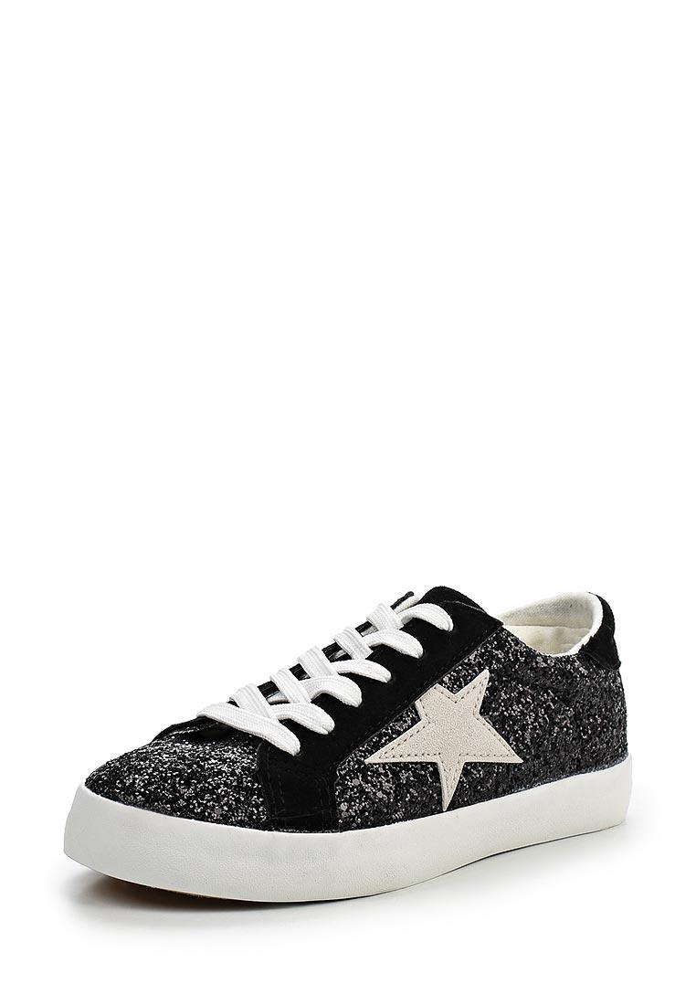 Женские кеды Ideal Shoes W-3038