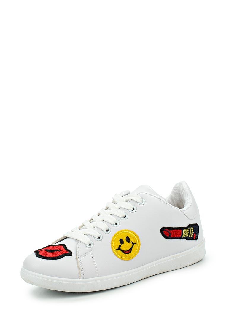 Женские кеды Ideal Shoes AL-2581