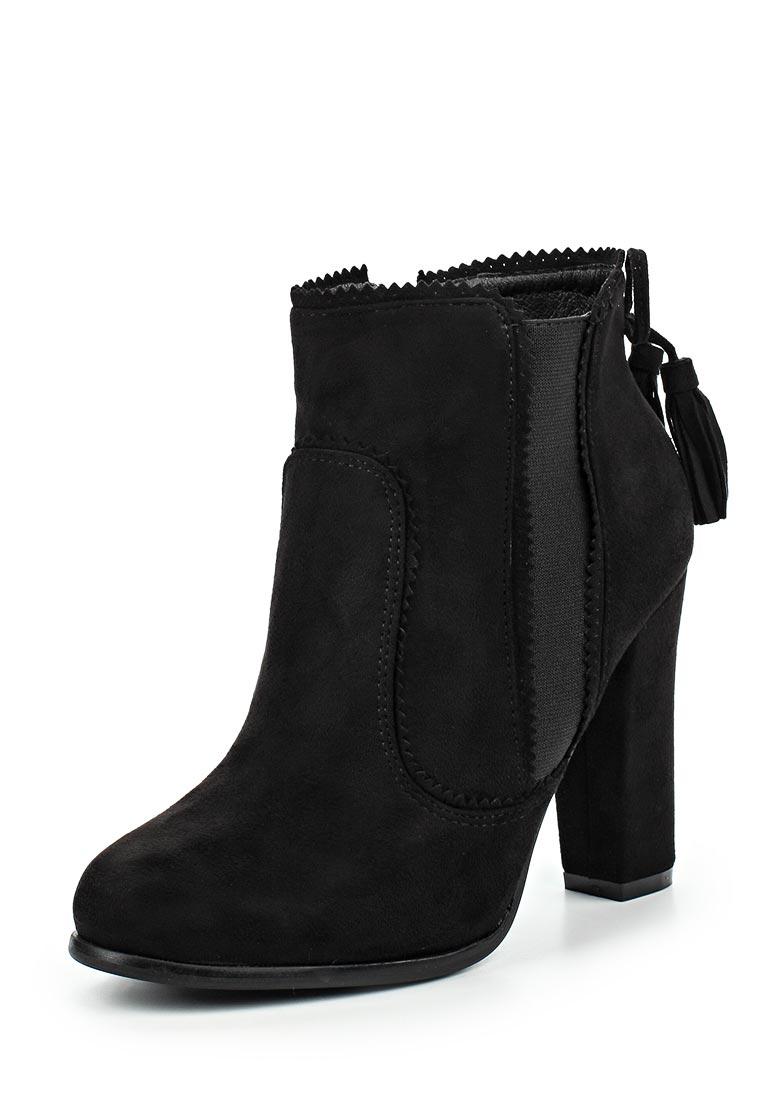 Женские ботильоны Ideal Shoes AF-8662