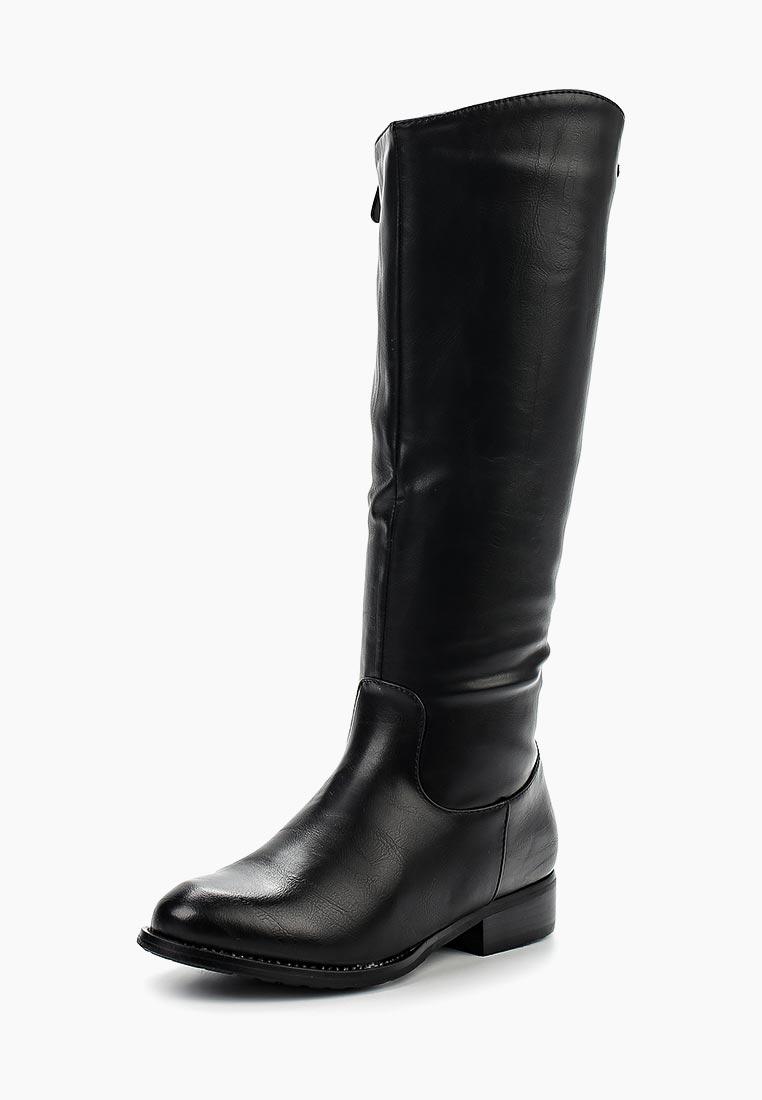 Женские сапоги Ideal Shoes BM-8133