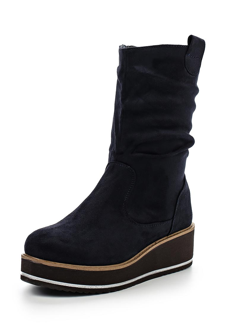 Полусапоги Ideal Shoes BM-9011