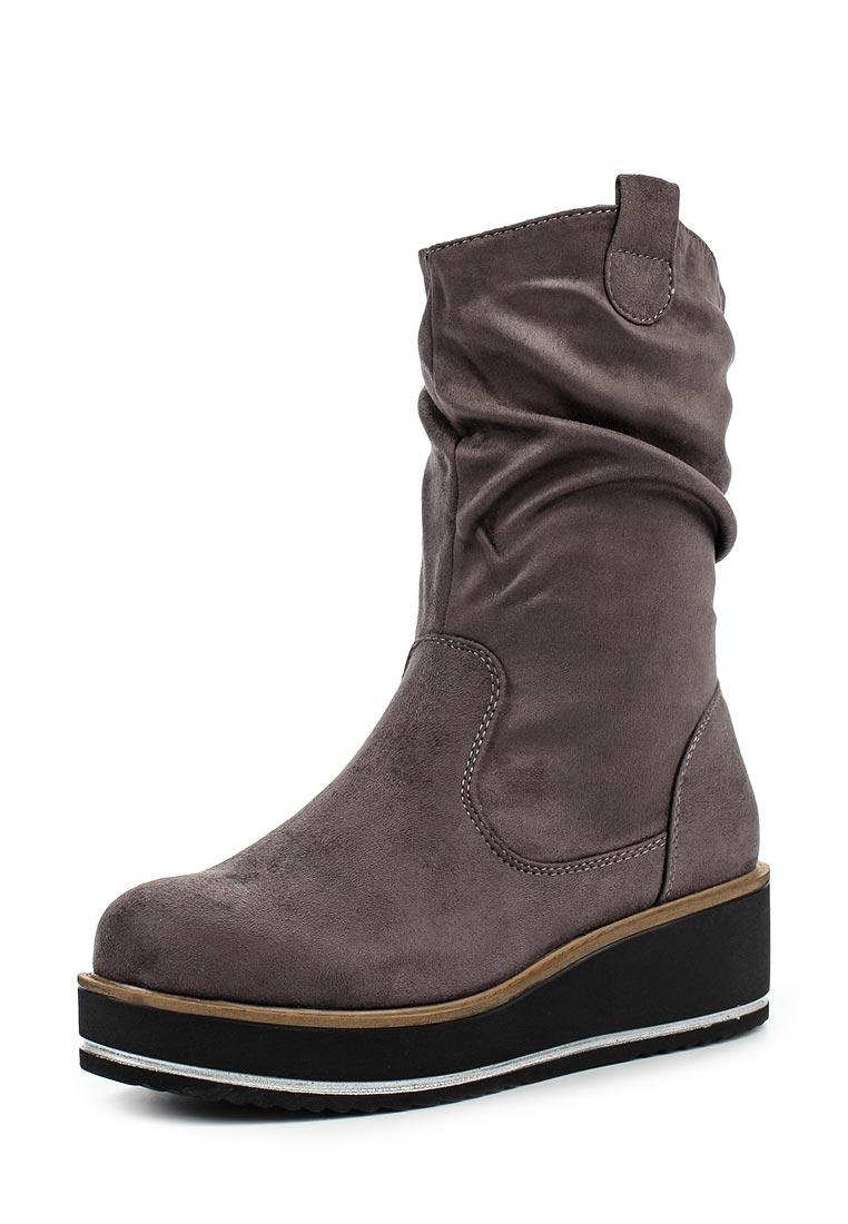 Женские полусапоги Ideal Shoes BM-9011