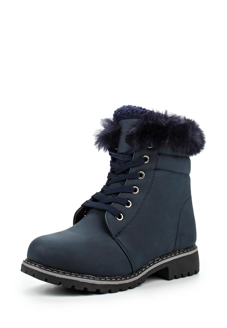 Женские тимберленды Ideal Shoes C-9357